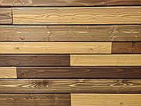Монтаж террасной доски из лиственницы