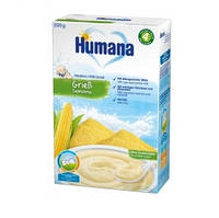 Молочная каша Humana Кукурузная, 200 г