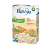 Безмолочная  каша Humana гречневая, 200г
