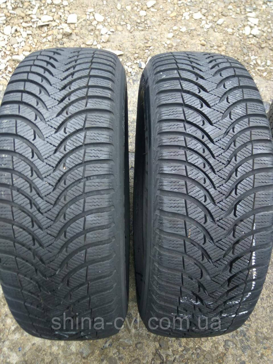 Зимові шини 215/65 R16 MICHELIN ALPIN A4