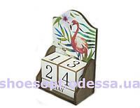 Вечный календарь Фламинго