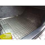 Резиновые коврики в салон Toyota Camry 50 тойота камри 50 2011- (Avto-Gumm) Автогум гумові килимки, фото 2