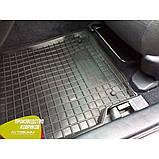 Резиновые коврики в салон Toyota Camry 50 тойота камри 50 2011- (Avto-Gumm) Автогум гумові килимки, фото 3