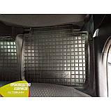 Резиновые коврики в салон Toyota Camry 50 тойота камри 50 2011- (Avto-Gumm) Автогум гумові килимки, фото 4