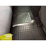 Резиновые коврики в салон Toyota Camry 50 тойота камри 50 2011- (Avto-Gumm) Автогум гумові килимки, фото 5