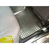 Резиновые коврики в салон Toyota Camry 50 тойота камри 50 2011- (Avto-Gumm) Автогум гумові килимки, фото 7