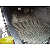 Резиновые коврики в салон Toyota Camry 50 тойота камри 50 2011- (Avto-Gumm) Автогум гумові килимки, фото 9