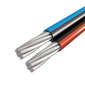 Самонесучий кабель СИП-4 2х16,0 ИЭК Гост