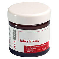 Suda Салициловый крем предотвращает ороговение кожи