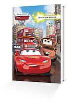 Книга для читання Тачки 2 Люблю цей мультик Disney