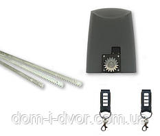 Автоматика для откатных ворот  Комплект Rotelli Premium 1100 MINI