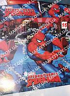 Детское постельное белье 5D. Фланель байка.Spider man