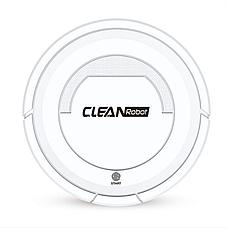 Умный пылесос робот Clean Robot YSD с сенсорной кнопкой аккумуляторный для Вашего дома   Original, фото 2