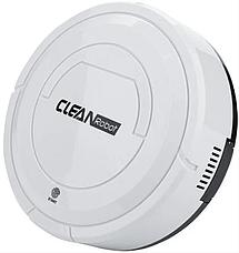 Умный пылесос робот Clean Robot YSD с сенсорной кнопкой аккумуляторный для Вашего дома   Original, фото 3