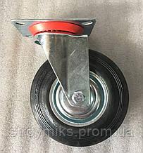 Колесо 125/375-50 мм с поворотным кронштейном