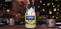 Майонез №1 в мире. Hellmann's Mayonnaise Original 420 ml