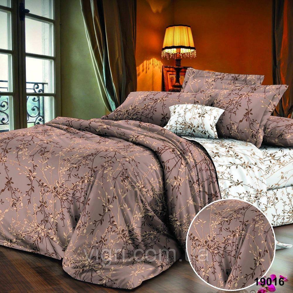 Постельное белье, двухспальное, ранфорс Вилюта «VILUTA» VР 19016