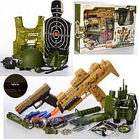 Игровой набор военного 34600