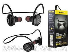 Беспроводные Bluetooth наушники Awei A845BL Black