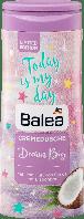 Balea Крем для душа Dream Big с ароматом сладкого кокоса, 300 мл