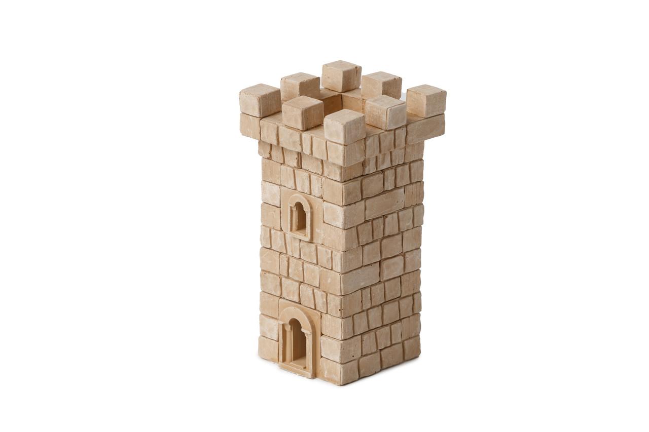 Башня мини | Конструктор из мини-кирпичиков | 80 деталей | Країна замків та чудес (Україна)