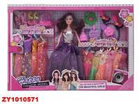 Кукла, с нарядами и аксессуарами, CX9914-3
