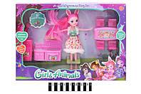 """Кукла """"Enchantimals"""", с аксессуарами, TM331-1D / 2D"""