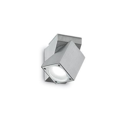 Спот Ideal Lux Zeus AP1 Alluminio (129525)