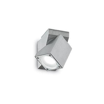 Спот Ideal Lux Zeus AP1 Alluminio (129525), фото 2
