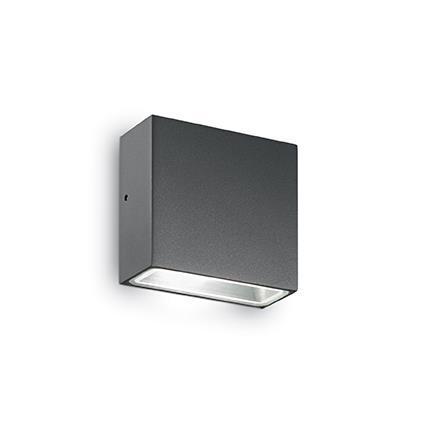 Настенный светильник Ideal Lux Tetris-1 AP1 Antracite (113753)