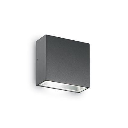 Настенный светильник Ideal Lux Tetris-1 AP1 Antracite (113753), фото 2