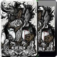 Чехол EndorPhone на iPad mini 2 Retina Тату Викинг 4098m-28, КОД: 931547