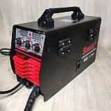 Сварочный полуавтомат 2в1 SIRIUS MIG/MMA-250 под флюсовую проволоку, фото 2