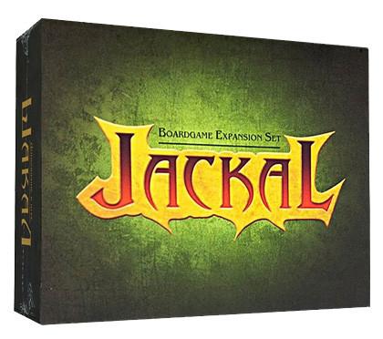 Настольная игра Шакал: Остров сокровищ (дополнение)
