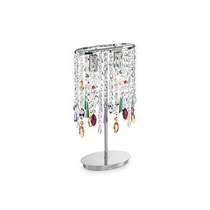 Настольная лампа Ideal Lux Rain TL2 Color (105284)