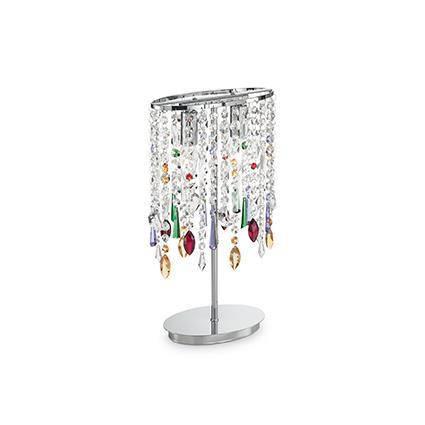 Настольная лампа Ideal Lux Rain TL2 Color (105284), фото 2