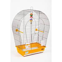 """Клетка Природа """"Арка"""" большая, покрашенная, 44х27х75 см"""