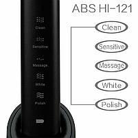 Звуковая электрическая зубная щетка Sarmocare S600 Sonic Electric Toothbrush Black, фото 5