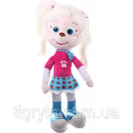 Барбоскины Роза собачка большая мягкая  музыкальная игрушка Роза Барбоскина, фото 2