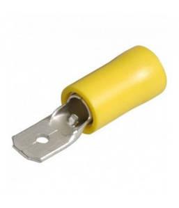Коннектор для клемм изол. 1.25-110 под кабель Ø0.5-1.5мм, папа, 100шт/уп