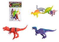 Набір фігурок динозаврів, 6шт/упак., SC011