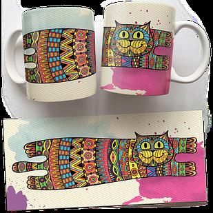 Чашка, Кружка Кот