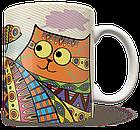 Чашка, Кружка Котик, фото 2