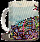 Чашка, Кружка Котик, фото 3