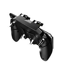 Беспроводной геймпад джойстик для телефона PUBG Mobile MOME AK-66 для игры в 6 пальцев Fortnite, Coll of Duty, фото 10