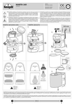 Настенный светильник Ideal Lux Keope AP1 Bianco Small (147765), фото 2