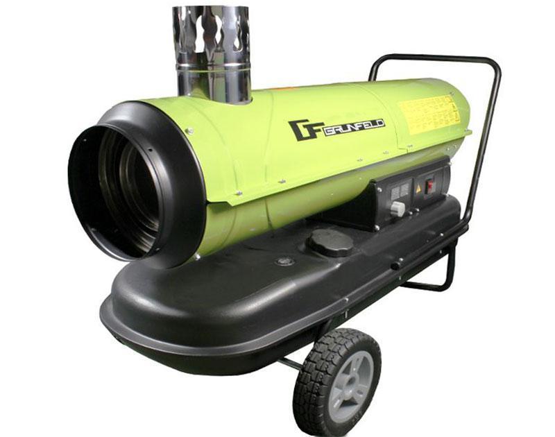 Дизельна теплова гармата GRUNFELD DFAH-30B (30 кВт)