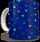 Чашка, Кружка Лав Из Ю, любовь, фото 3
