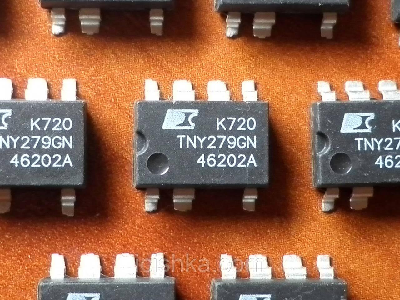 TNY279GN SOP7 - ШИМ контроллер для ИБП