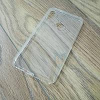 Силиконовый чехол KST для Xiaomi Redmi Note 6 с защитой от пыли и ударов. Прозрачный, фото 1